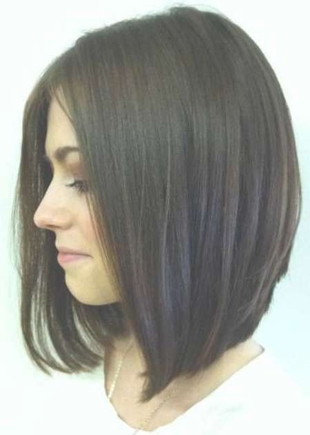 Best 25+ Haircuts For Round Faces Ideas On Pinterest | Bobs For Within Most Up To Date Black Medium Haircuts For Round Faces (View 13 of 25)