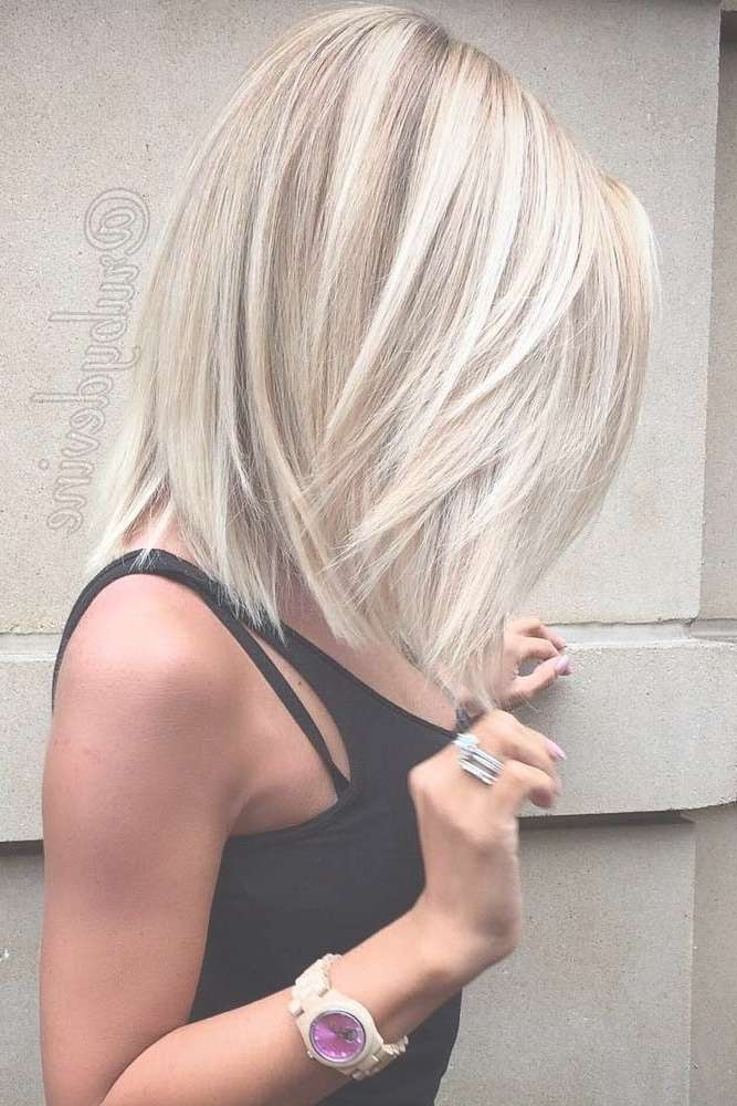 Best 25+ Haircuts For Thin Hair Ideas On Pinterest | Thin Hair Inside Recent Medium Haircuts To Add Volume (View 25 of 25)