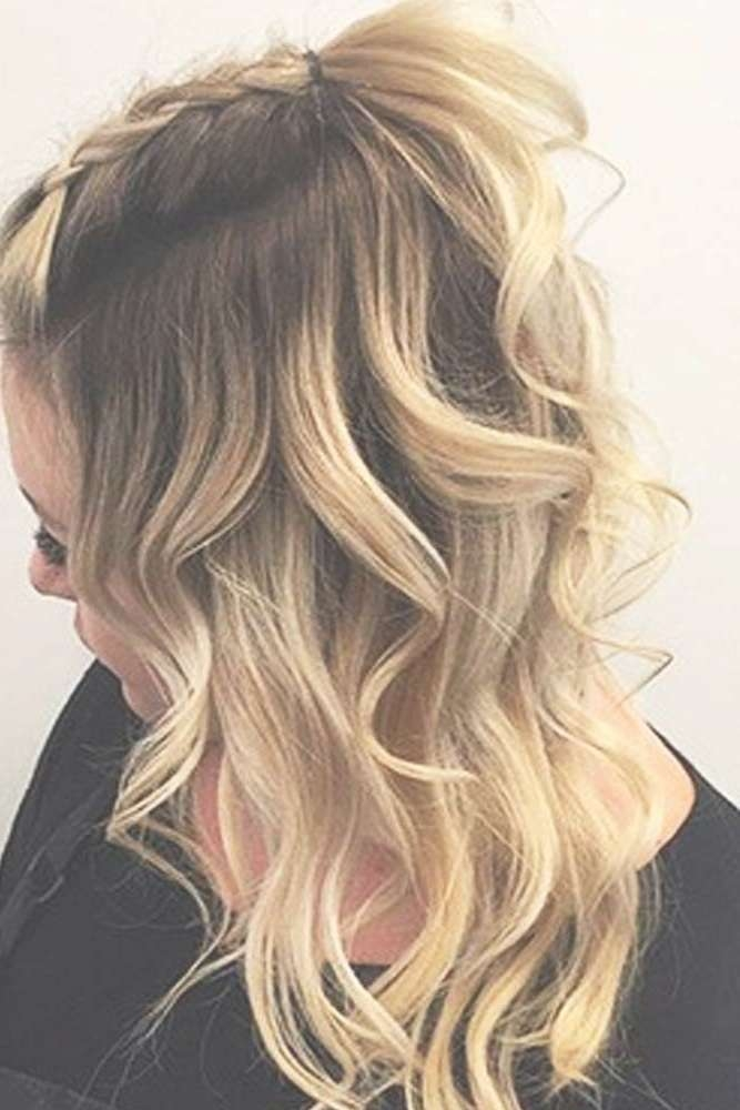 Best 25+ Hairstyles For Medium Hair Ideas On Pinterest | Medium Intended For Most Recent Medium Hairstyles For Work (View 13 of 15)