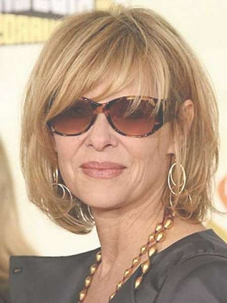 Best 25+ Hairstyles For Older Ladies Ideas On Pinterest | Grey Intended For Best And Newest Medium Hairstyles For Women Who Wear Glasses (View 3 of 15)