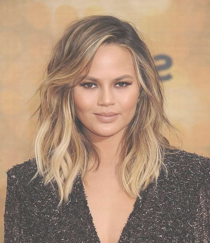 Best 25+ Hairstyles For Round Faces Ideas On Pinterest | Haircuts Pertaining To Newest Straight Medium Hairstyles For Round Faces (View 21 of 25)