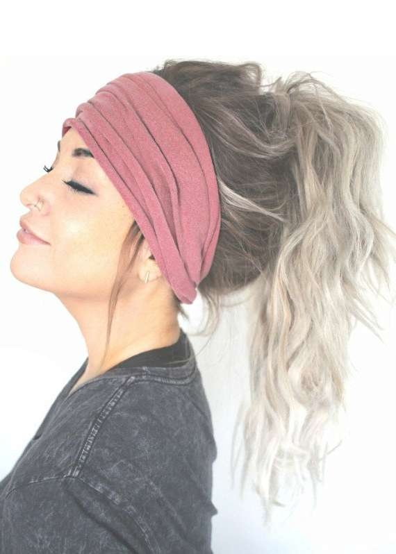 Best 25+ Headband Hairstyles Ideas On Pinterest   Hair Styles For Most Popular Medium Hairstyles With Headbands (View 16 of 25)