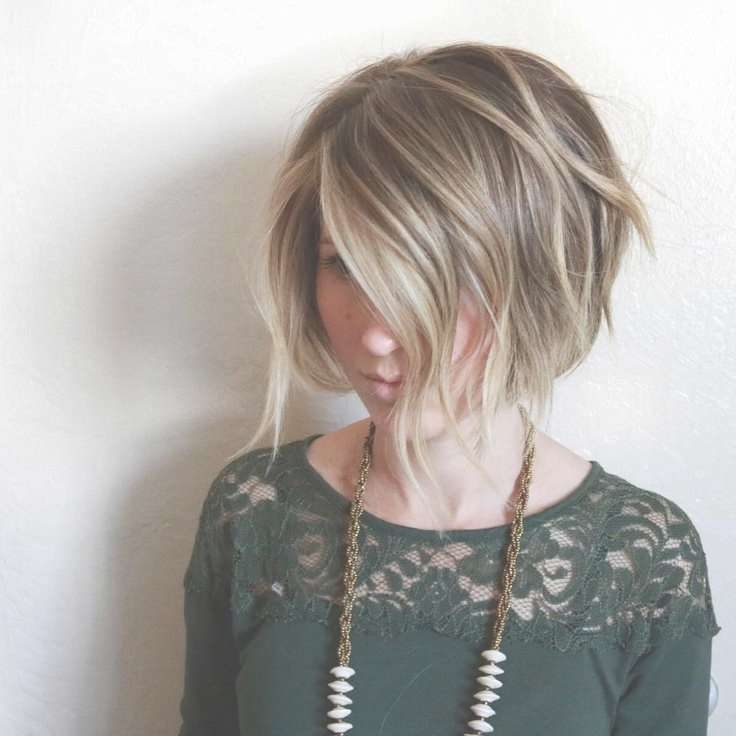 Best 25+ Highlighted Bob Ideas On Pinterest | Bobbed Haircuts Pertaining To Fall Bob Hairstyles (View 19 of 25)