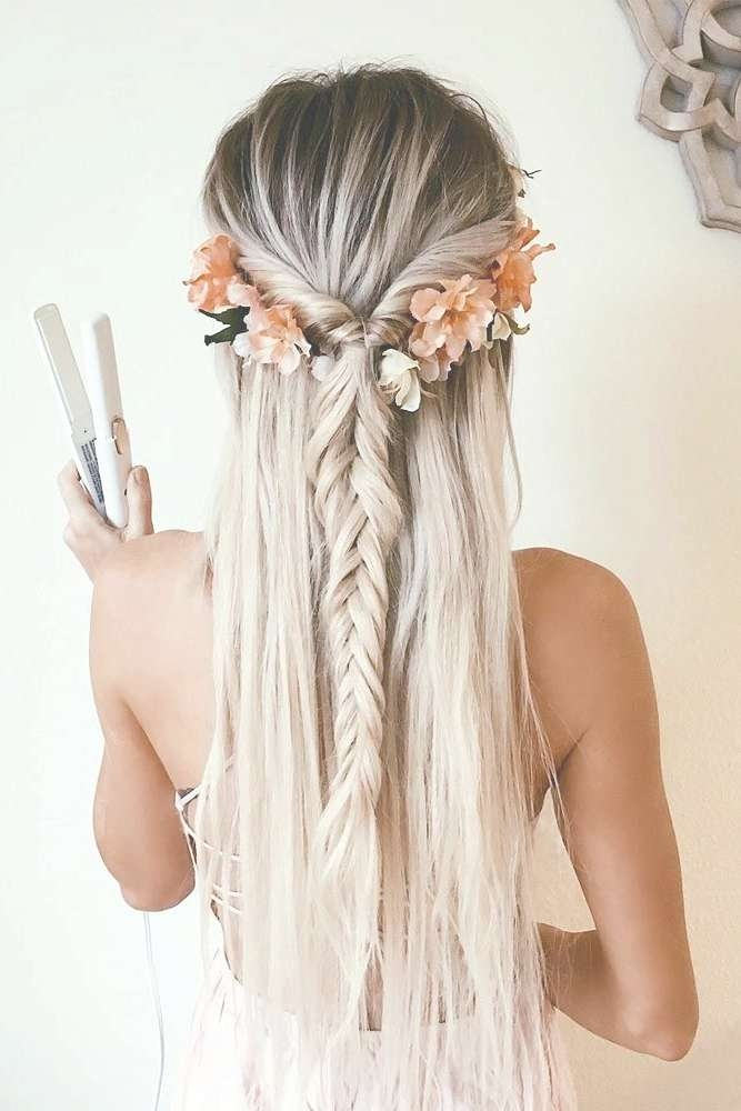 Best 25+ Hippie Hair Styles Ideas On Pinterest | Hippie Hair Within Best And Newest Bohemian Medium Hairstyles (View 4 of 15)