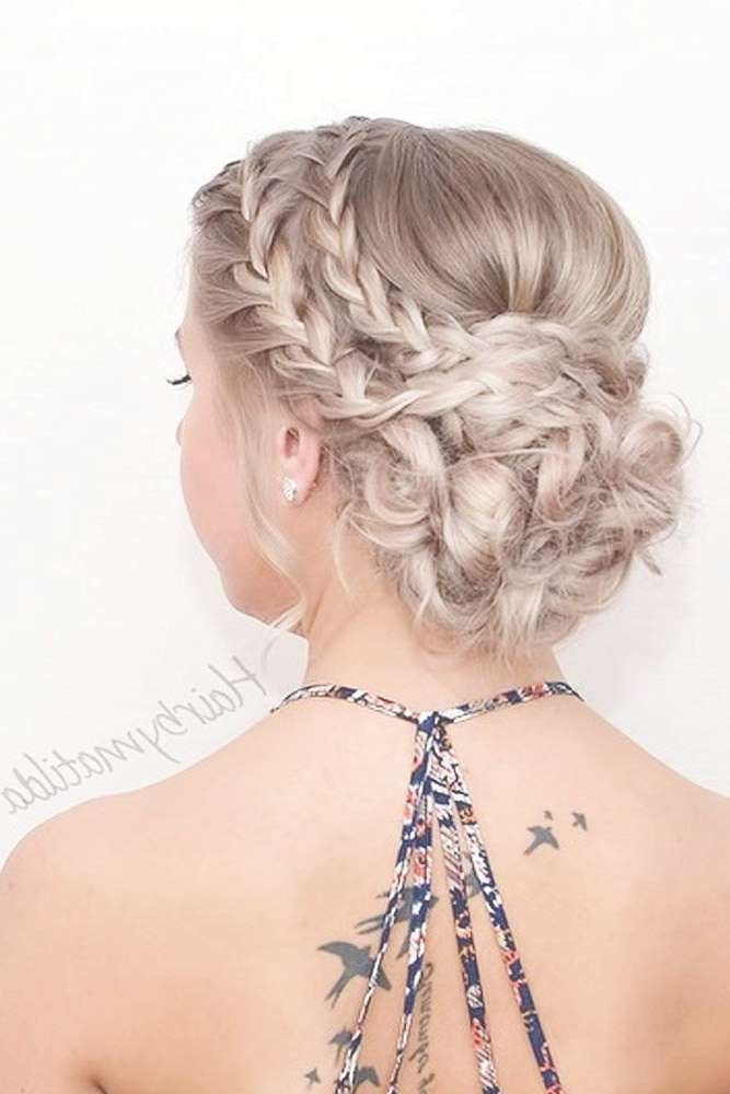 Best 25+ Homecoming Hairstyles Ideas On Pinterest | Homecoming Pertaining To Recent Medium Hairstyles For Homecoming (View 25 of 25)