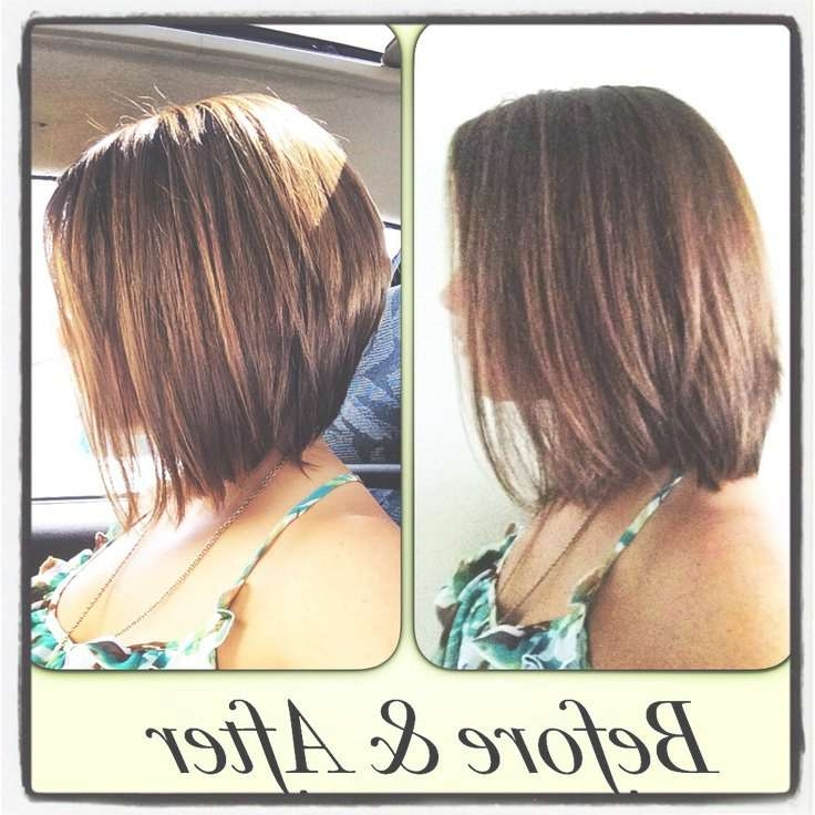 Best 25+ Inverted Bob Ideas On Pinterest | Graduated Bob Medium Within Inverted Bob Hairstyles (View 22 of 25)