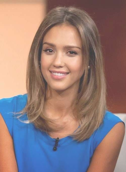 Best 25+ Jessica Alba Hairstyles Ideas On Pinterest | Jessica Alba In Best And Newest Jessica Alba Medium Haircuts (View 4 of 25)