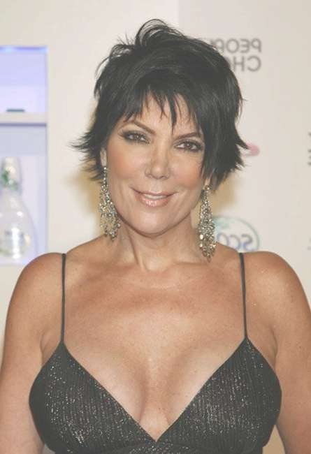Best 25+ Kris Jenner Plastic Surgery Ideas On Pinterest | Kris Within Best And Newest Kris Jenner Medium Hairstyles (View 5 of 15)