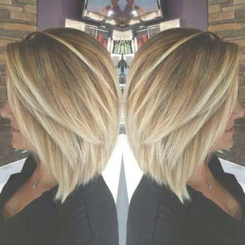 Featured Photo of Inverted Bob Medium Haircuts