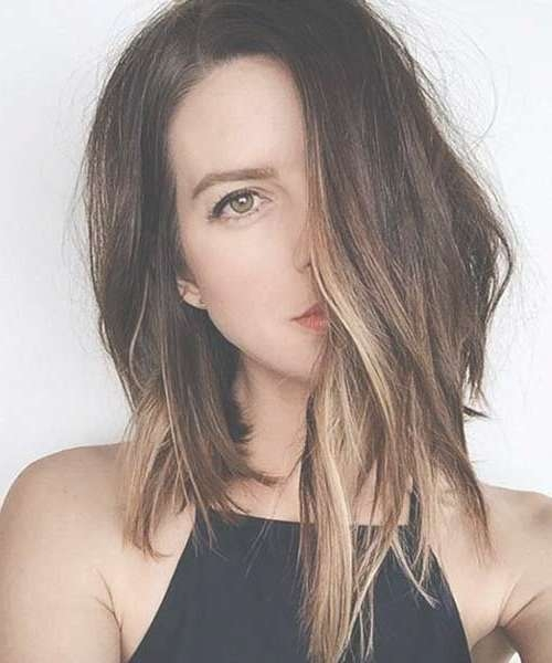 Best 25+ Long Asymmetrical Bob Ideas On Pinterest | Long Angled Throughout Best And Newest Edgy Asymmetrical Medium Haircuts (View 19 of 25)
