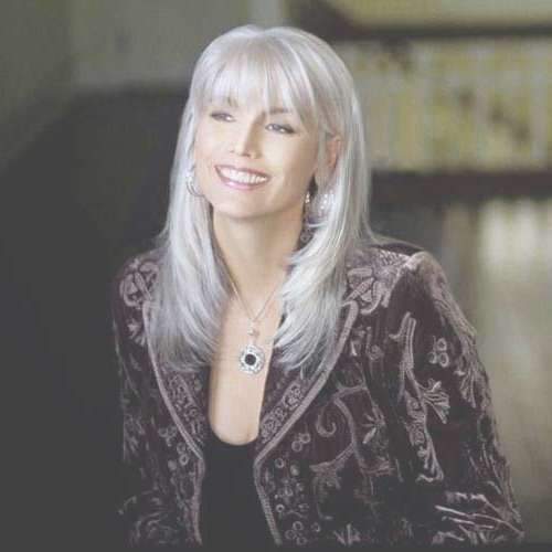 Best 25+ Long Hair For Older Women Ideas On Pinterest | Long Hair Regarding Most Current Older Women Medium Haircuts (View 6 of 25)