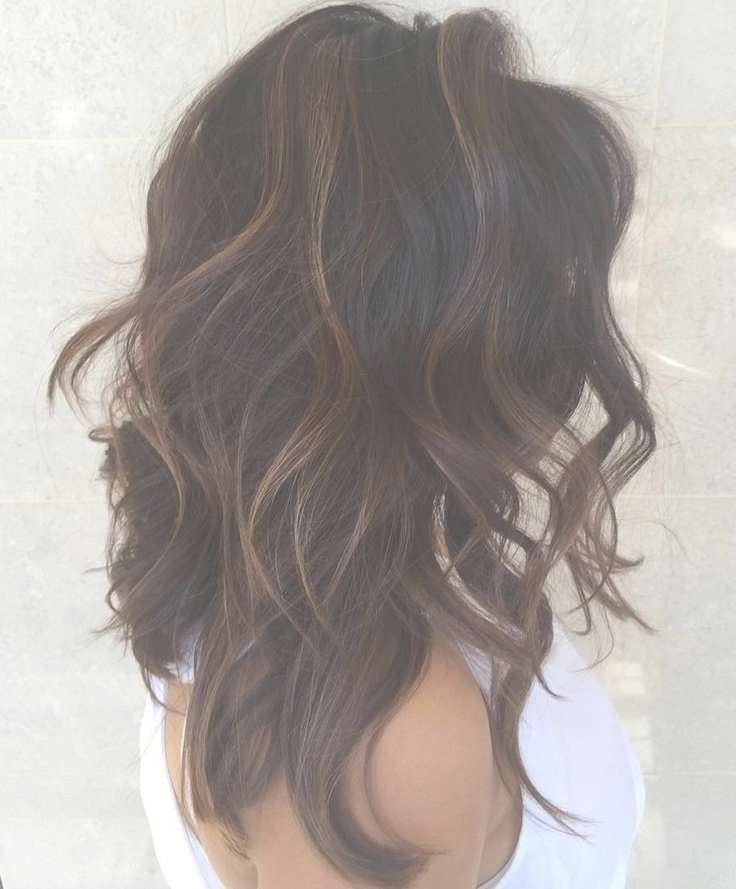 Best 25+ Long Hairstyles With Layers Ideas On Pinterest | Long In Most Up To Date Long Haircut With Layers (View 3 of 25)