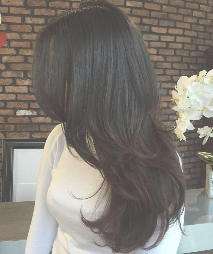 Best 25+ Long Layered Ideas On Pinterest | Long Layered Haircuts In Most Recent Long Haircut With Layers (View 11 of 25)