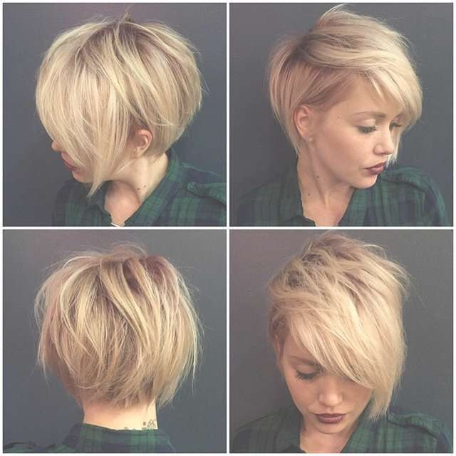 Best 25+ Longer Pixie Haircut Ideas On Pinterest | Long Pixie With Regard To Newest Pixie Layered Medium Haircuts (View 12 of 25)