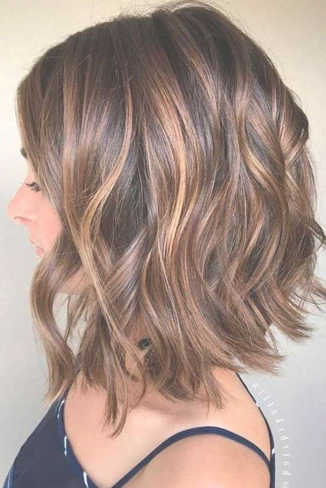 Best 25+ Low Maintenance Hairstyles Ideas On Pinterest | Medium Pertaining To Latest Easy Care Medium Haircuts (View 17 of 25)