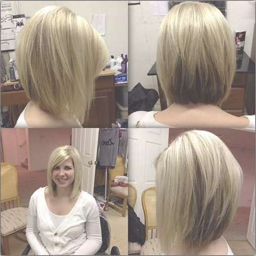 Best 25+ Medium Angled Bobs Ideas On Pinterest | Long Angled Bob Intended For Medium To Short Bob Haircuts (View 19 of 25)