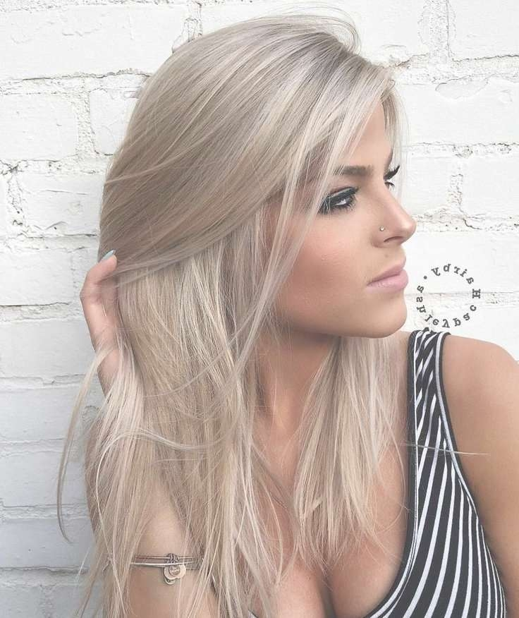 Top 15 Of Ash Blonde Medium Hairstyles