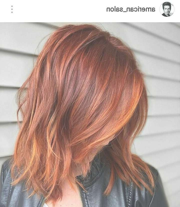 Best 25+ Medium Auburn Hair Ideas On Pinterest | Red Hair Cuts Intended For Most Recent Medium Hairstyles With Red Hair (View 5 of 15)