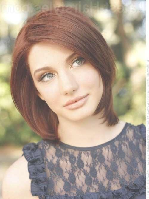 Featured Photo of Auburn Medium Haircuts