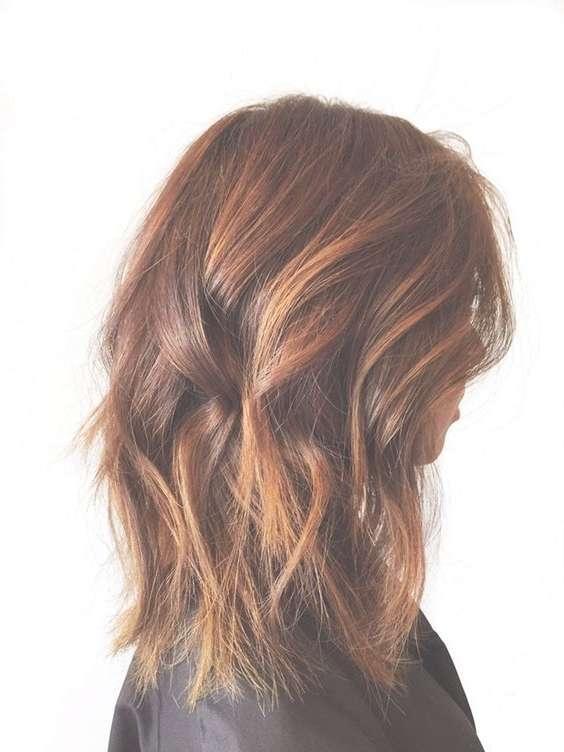 Best 25+ Medium Auburn Hair Ideas On Pinterest | Red Hair Cuts Within Most Current Auburn Medium Haircuts (View 2 of 25)