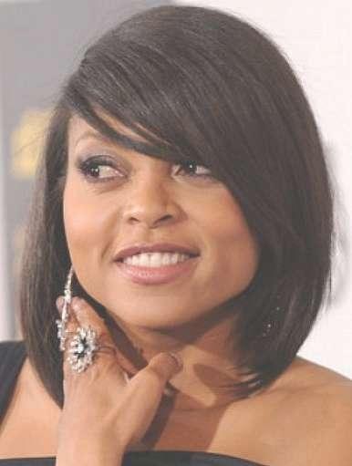Best 25+ Medium Black Hair Ideas On Pinterest | Dark Lob, Black Regarding Latest Medium Hairstyles For Black Ladies (View 10 of 25)