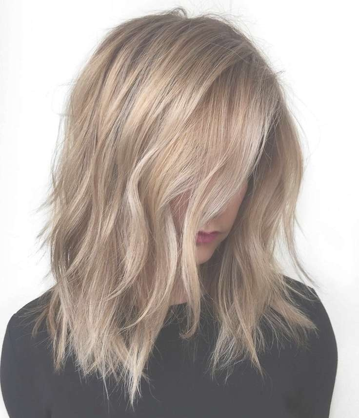 Best 25+ Medium Blonde Hair Ideas On Pinterest | Balayage Hair Throughout Most Recent Medium Hairstyles And Colors (View 25 of 25)