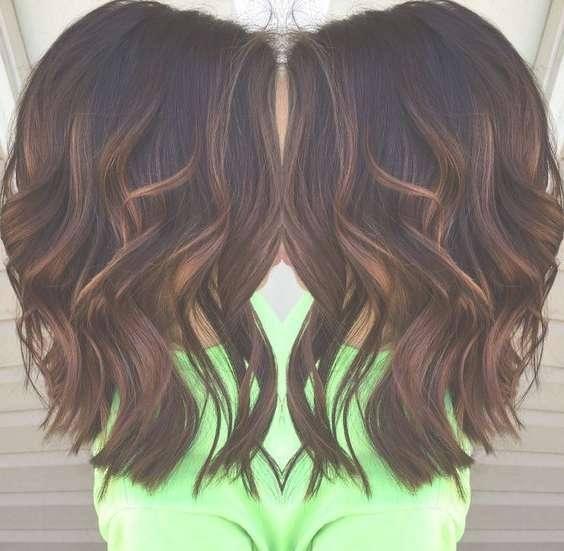 Best 25+ Medium Brown Hairstyles Ideas On Pinterest | Brown For Latest Fall Medium Hairstyles (View 3 of 25)