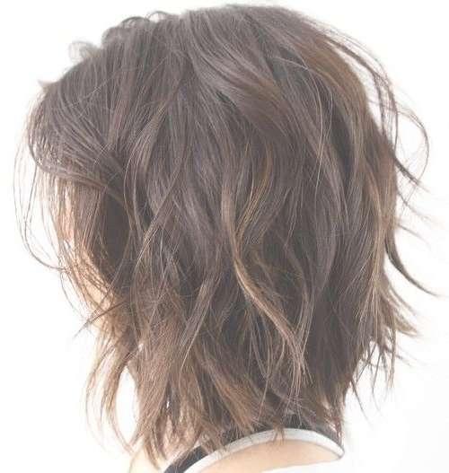Best 25+ Medium Choppy Haircuts Ideas On Pinterest | Medium Choppy Intended For Current Cute Choppy Shaggy Medium Haircuts (View 18 of 25)