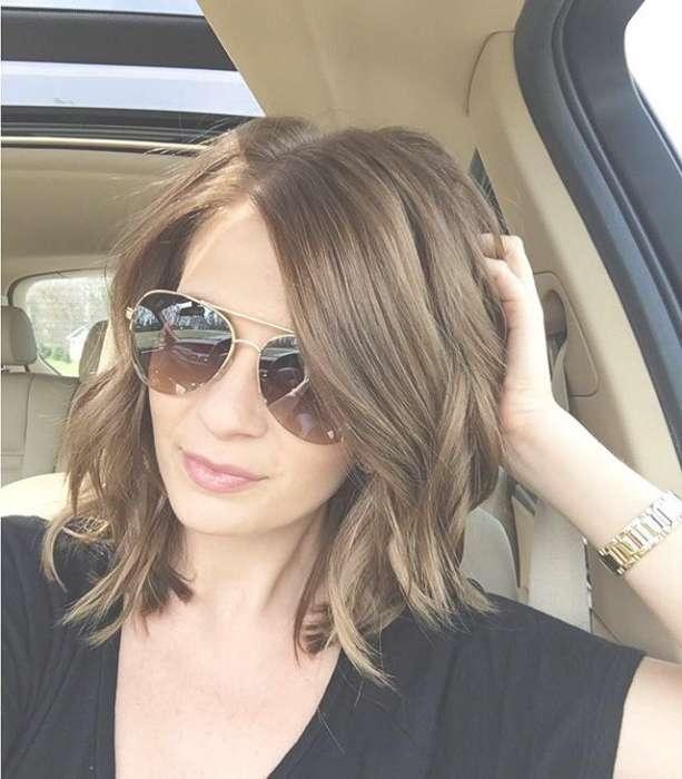 Best 25+ Medium Fine Hair Ideas On Pinterest | Style Fine Hair Regarding Most Recent Medium Haircuts Thin Hair (View 6 of 25)