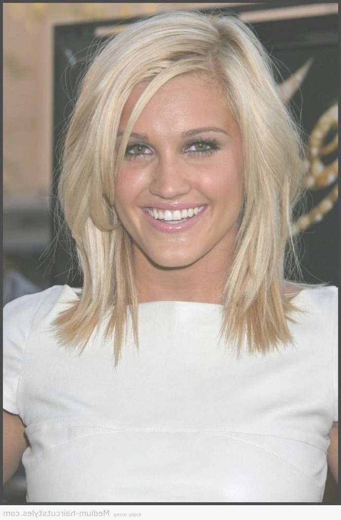 Best 25+ Medium Haircuts 2014 Ideas On Pinterest | Shoulder Length Intended For Most Recent 2014 Medium Hairstyles (View 24 of 25)