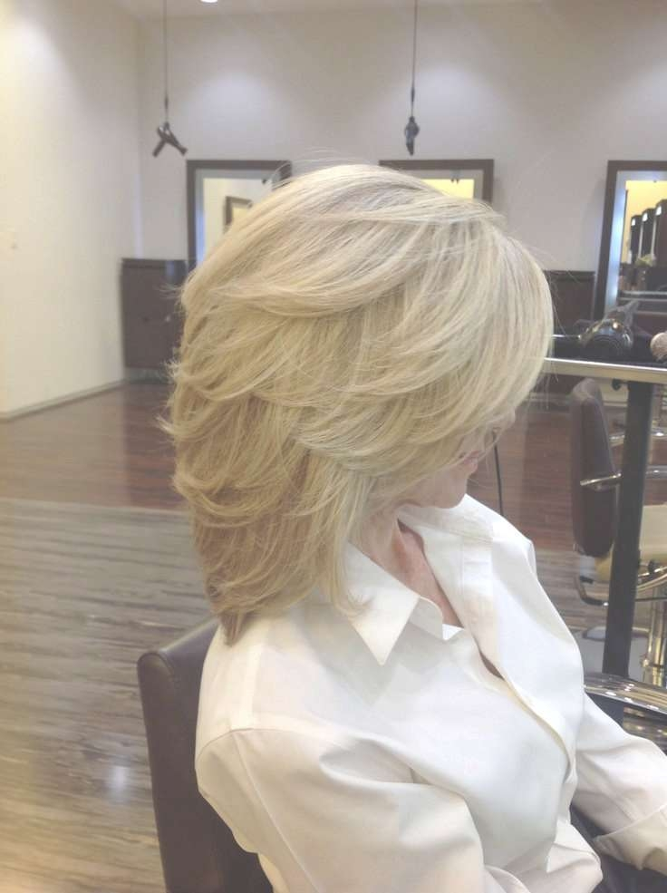 Best 25+ Medium Layered Hair Ideas On Pinterest | Medium Length Intended For Latest Medium Haircuts With Lots Of Layers (View 14 of 25)