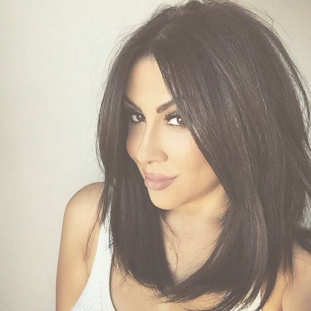 Best 25+ Medium Length Bobs Ideas On Pinterest | Bobs Clothing With Regard To Shoulder Bob Haircuts (View 16 of 25)