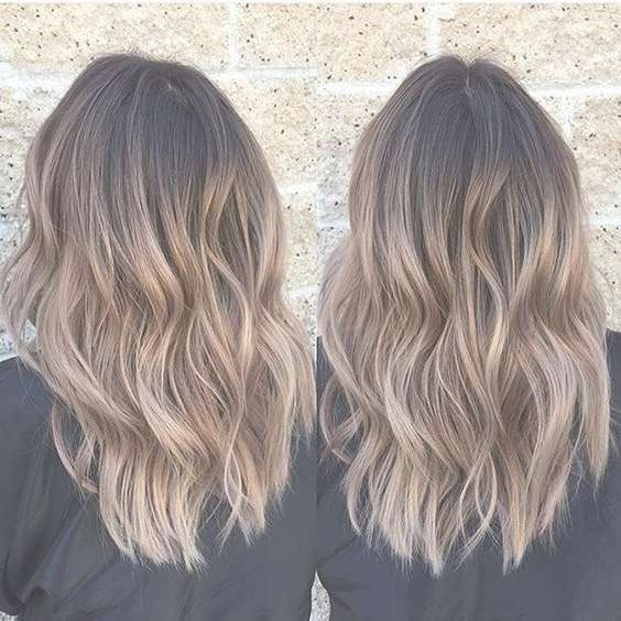 Best 25+ Medium Length Ombre Hair Ideas On Pinterest | Balayage Intended For Most Recent Ombre Medium Hairstyles (View 11 of 25)