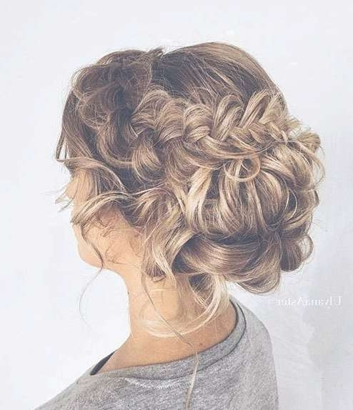 Best 25+ Medium Lengths Ideas On Pinterest | Medium Length Intended For Current Medium Hairstyles For Prom Updos (View 11 of 15)