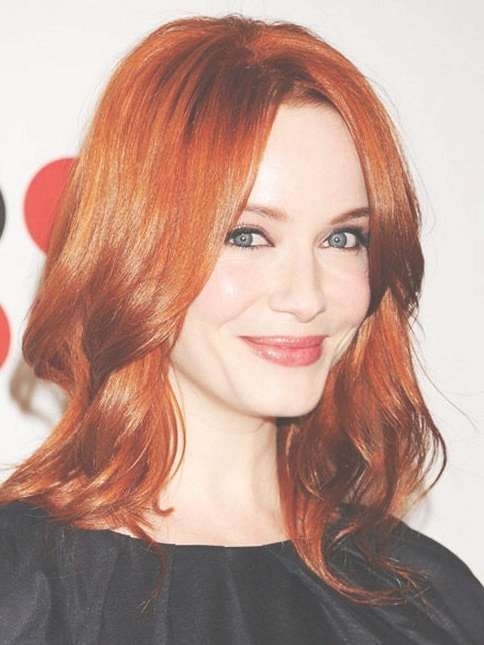 Best 25+ Medium Red Hair Ideas On Pinterest | Red Hair Cuts, Red Regarding Best And Newest Medium Haircuts With Red Hair (View 17 of 25)