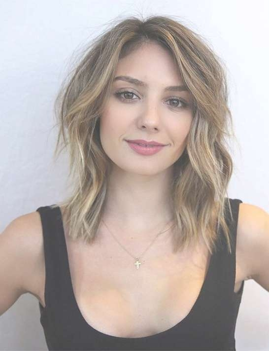 Best 25+ Medium Shag Haircuts Ideas On Pinterest | Medium Shag Within Most Recent Layered Shaggy Medium Hairstyles (View 21 of 25)