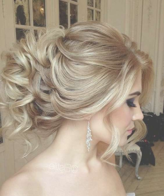 Best 25+ Medium Wedding Hairstyles Ideas On Pinterest | Wedding With Regard To Newest Medium Hairstyles For Brides (View 11 of 25)
