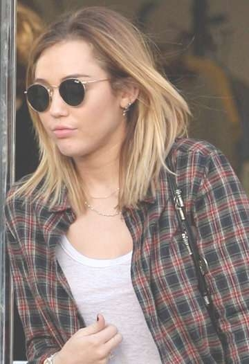 Best 25+ Miley Cyrus Hair Ideas On Pinterest | Miley Cyrus, Miley Inside Best And Newest Miley Cyrus Medium Haircuts (View 17 of 25)