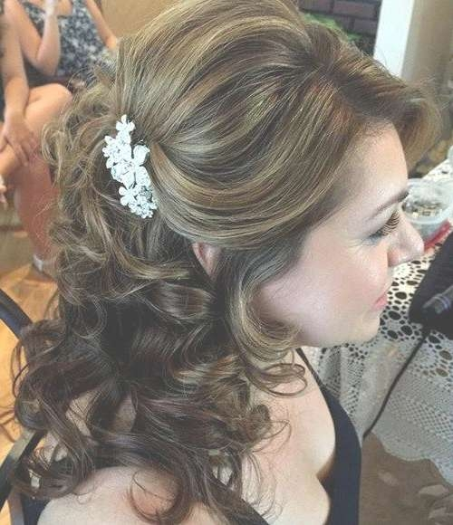 Best 25+ Mother Of The Groom Hairstyles Ideas On Pinterest Within Latest Brides Medium Hairstyles (View 7 of 25)