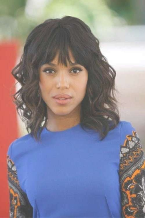 Best 25+ New Short Haircuts Ideas On Pinterest | New Haircuts For In 2018 Medium Haircuts For Black Women With Fine Hair (View 15 of 25)