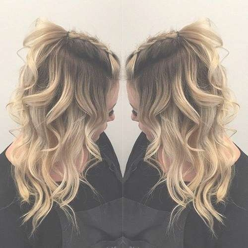 Featured Photo of Medium Hairstyles For Night Out