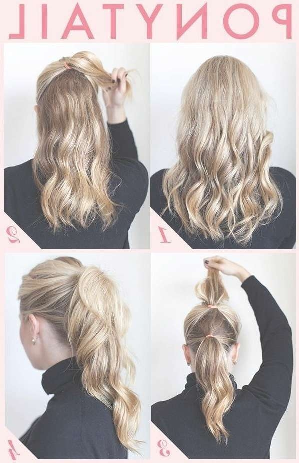 Best 25+ Office Hairstyles Ideas On Pinterest | Quick Hairstyles Throughout Best And Newest Medium Hairstyles For Work (View 4 of 15)