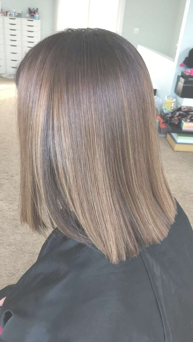 Best 25+ One Length Bobs Ideas On Pinterest | One Shoulder Hair With Regard To One Length Bob Haircuts (View 24 of 25)