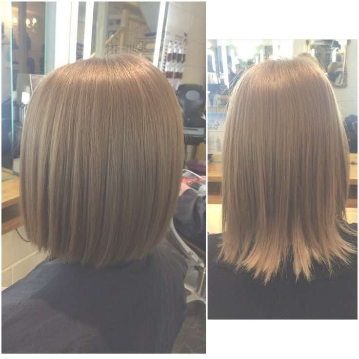 Best 25+ One Length Bobs Ideas On Pinterest | One Shoulder Hair Within One Length Bob Haircuts (View 17 of 25)