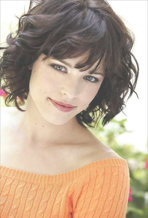 Best 25+ Oval Face Bangs Ideas On Pinterest | Oval Face Hairstyles Inside Most Current Medium Haircuts With Bangs For Oval Faces (View 14 of 25)