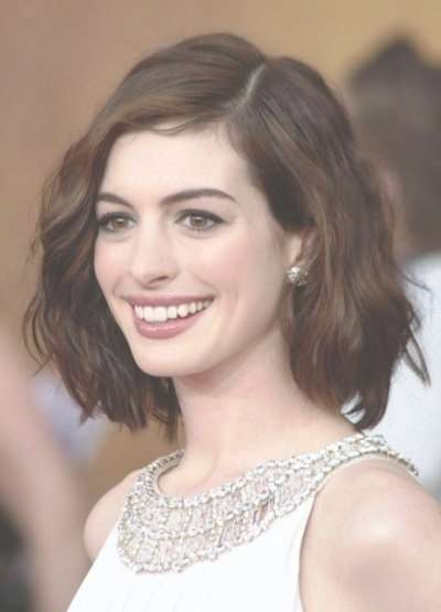 Best 25+ Oval Face Hairstyles Ideas On Pinterest | Hairstyles For Intended For Most Up To Date Medium Hairstyles For Long Face And Fine Hair (View 6 of 15)