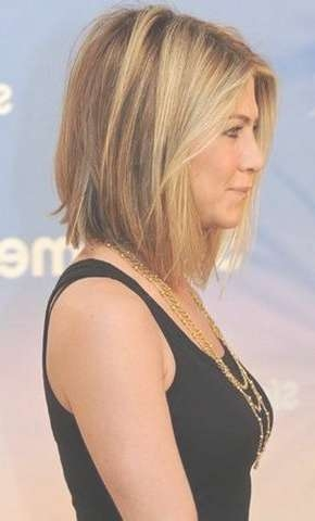 Best 25+ Over 40 Hairstyles Ideas On Pinterest | Hairstyles For With Latest Medium Hairstyles For Thick Hair Over  (View 5 of 15)