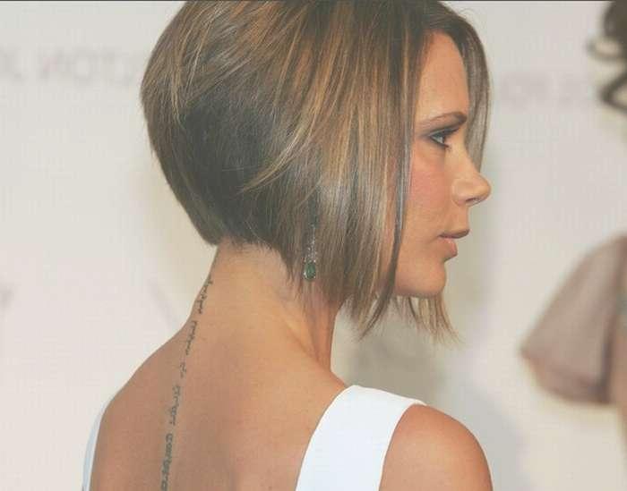 Featured Photo of Posh Spice Medium Hairstyles