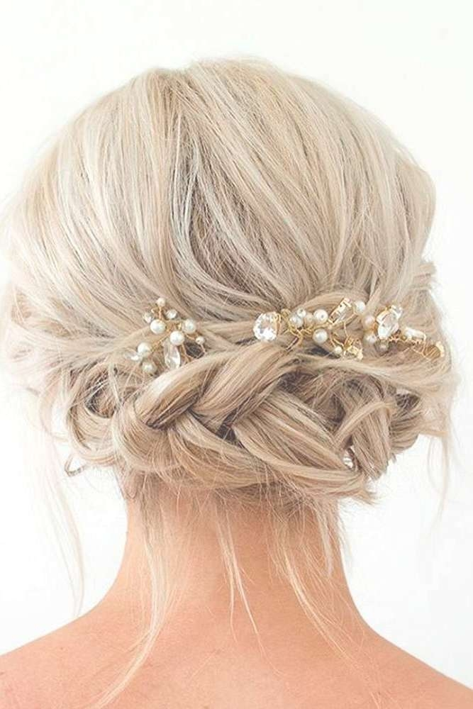 Best 25+ Prom Hairstyles Ideas On Pinterest | Hair Styles For Prom For Latest Medium Hairstyles For Dances (View 20 of 25)