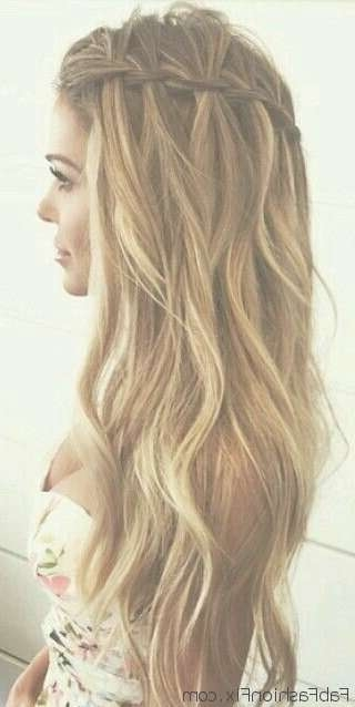 Best 25+ Prom Hairstyles Ideas On Pinterest   Hair Styles For Prom For Newest Long Ball Hairstyles (View 21 of 25)